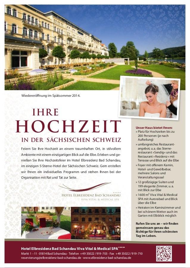 Ausgabe Heiraten In Dresden Magazin 2014