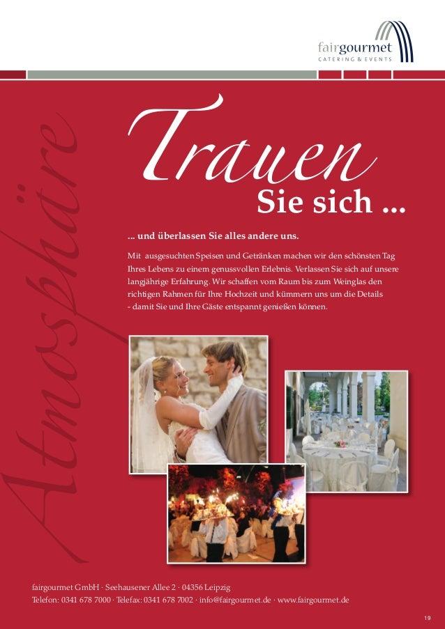 Magazin Heiraten in Leipzig 2014