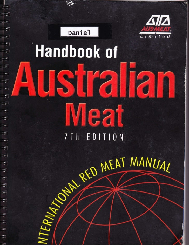 Meat Processing Ebook