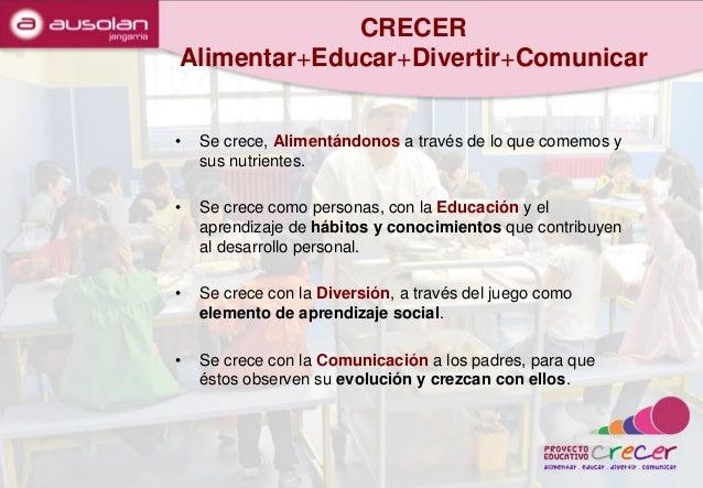 Proyecto Educativo Comedor Escolar – Solo otra idea de imagen de ...