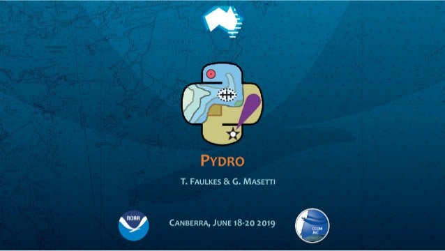 AusSeabed workshop - Pydro and Hydroffice - Day 1