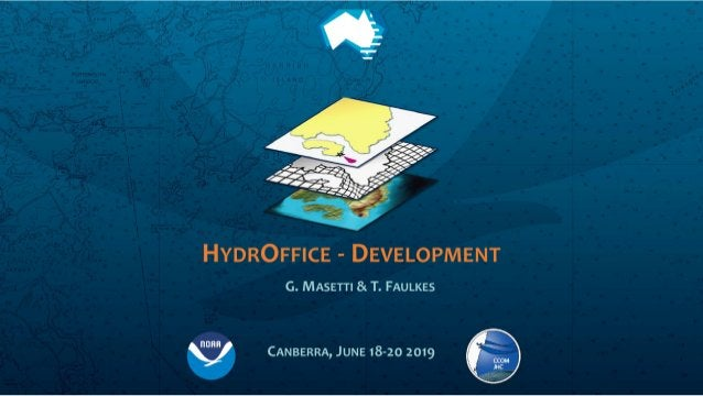 AusSeabed workshop - Pydro and Hydroffice - Days 2 and 3