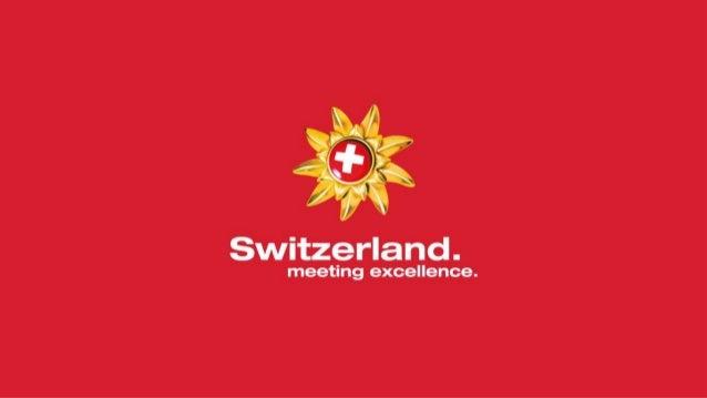 Aussicht verändert Dich! Meetings in der Schweiz.