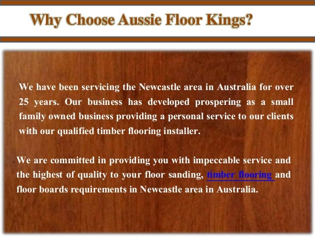 Aussie Floor Kings Floor Sanding Newcastle