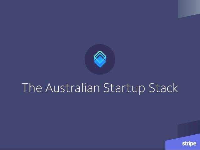The Australian Startup Stack