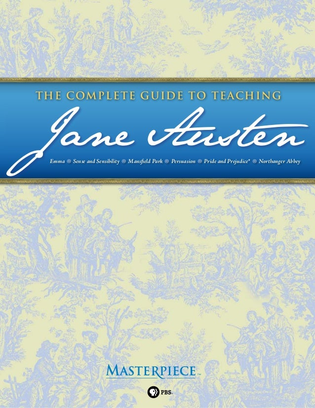 Teachers guide jane austen the complet e guide to teaching emma sense and sensibility mansfield park persuasion ccuart Images