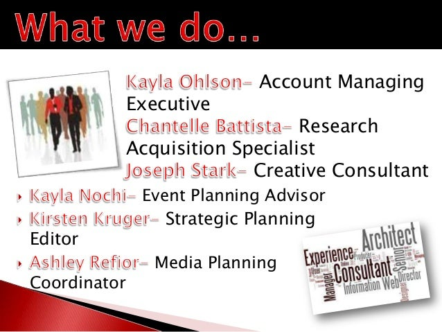 Austere dynamics powerpoint presentation for State Farm Given by Cha…