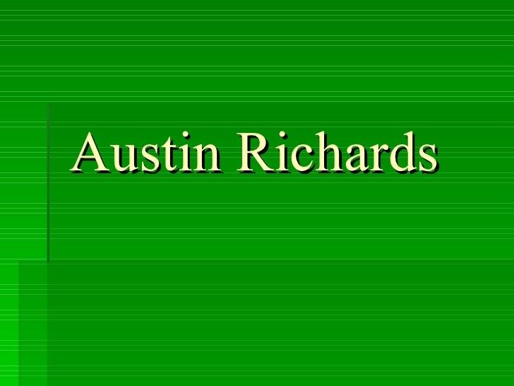 Austin Richards