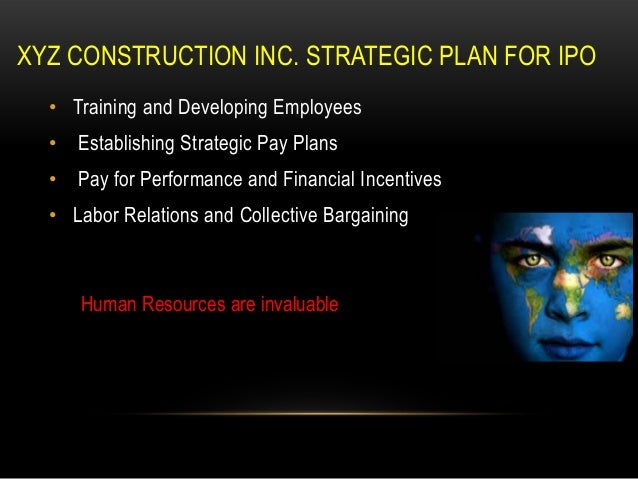 xyz construction strategic plan Xyz construction, inc information systems other statistical data conclusion planning for technology information is a sub-set of the firms overall strategic plan to.