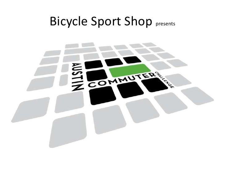 Bicycle Sport Shop  presents