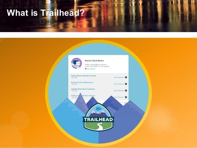 What is Trailhead?