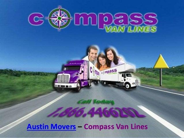 Austin Movers – Compass Van LinesAustin Movers – Compass Van Lines