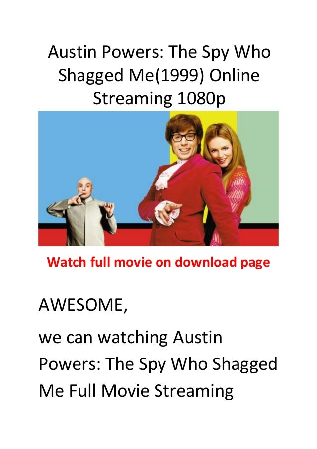Austin Powers The Spy Who Shagged Me 1999 Top 10 Action Comedy
