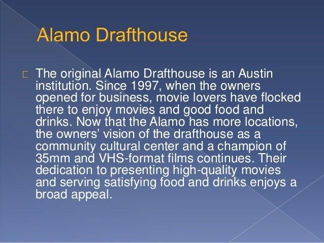 Alamo Drafthouse_Case Study