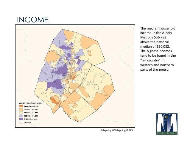 Austin, TX Metro Area Economic and Demographic Report