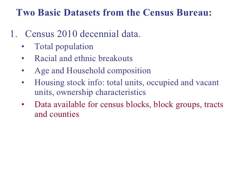 Austin Tx Demographics - Census 2010 Slide 2