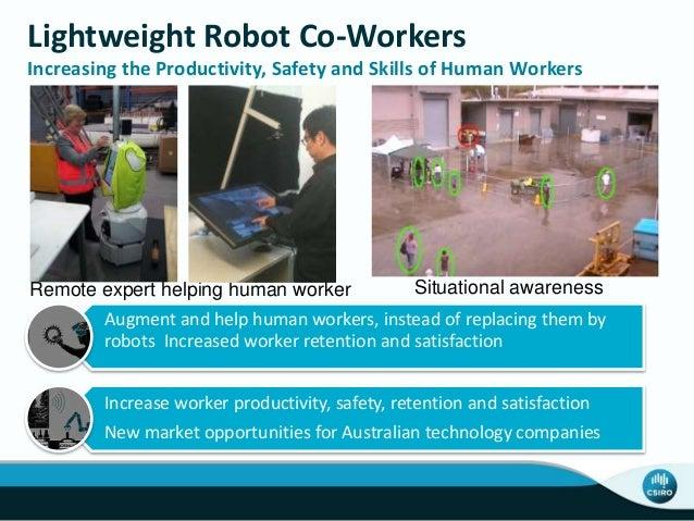 Robotic Co-Worker