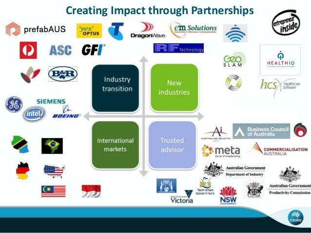 Creating Impact through Partnerships