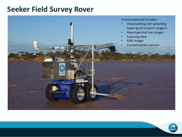 Autonomous Survey: Lidar 3D with RGB Overlay