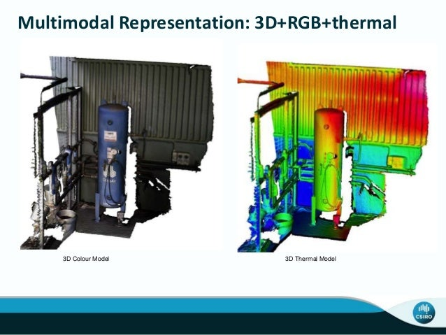 Thermal Discrepancy 3D model (before/after)