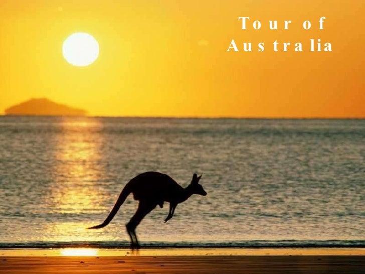 Tour of Australia