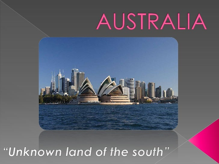 " the name Australia is derived from  the Latin australis, meaning ""southern"". These first inhabitants may have been  anc..."