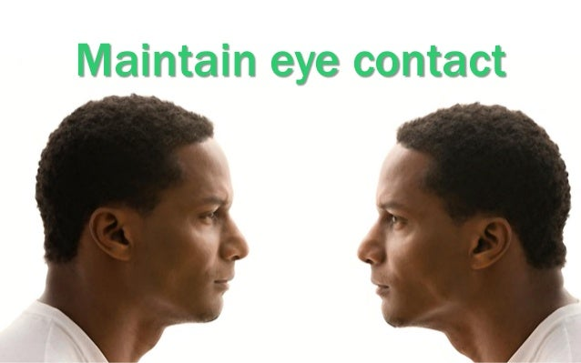 Sexual eye contact in Australia