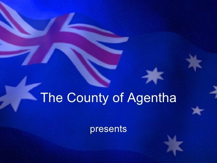 Free australia flag powerpoint template free australia flag powerpoint template the county of agentha presents toneelgroepblik Gallery
