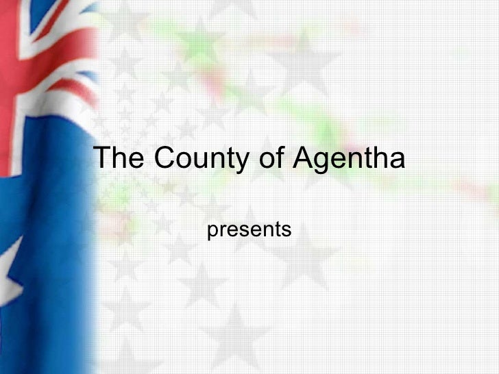 australia flag powerpoint presentation  ppt  template