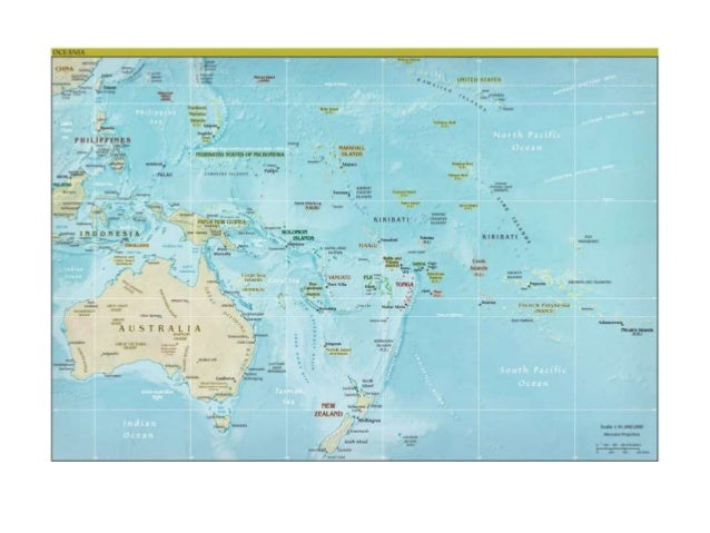Australia and Oceania 2020 Slide 2