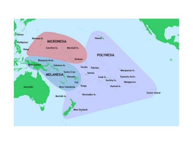 Australia and Oceania 2020 Slide 3