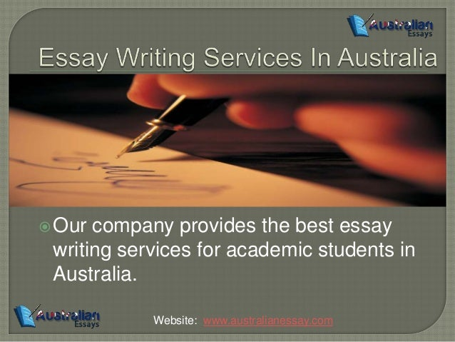 Essay writing service in australia