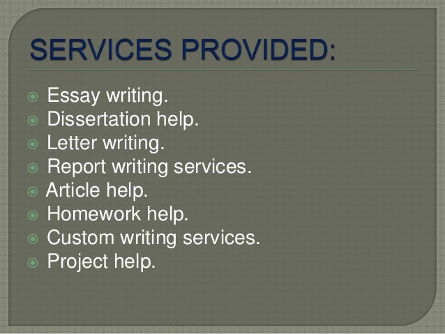 Australian essay service