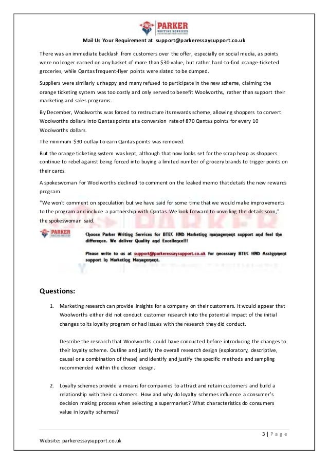British company woolworth and causes of its failure marketing essay