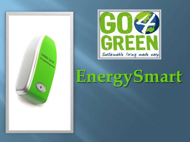 EnergySmart<br />