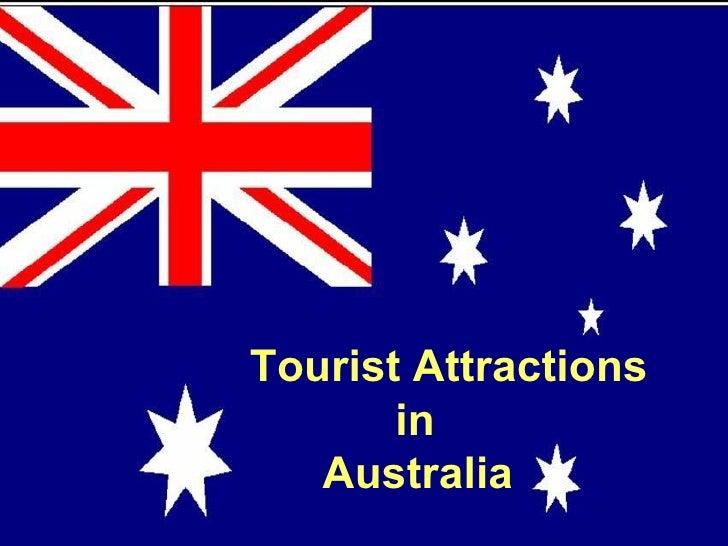 Tourist Attractions  in  Australia