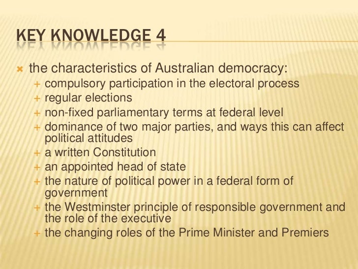 the characteristics of a legitimate democracy What are its distinguishing characteristics every decision or action of the government is the legitimate concern of the general public 3.