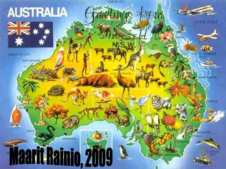 Image of: Learning Slideshare Australian Animals