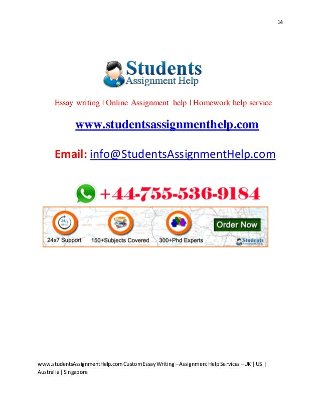 it assignment help australia Get upto 50% off on online assignment writing services in australia get the best assignment help for your college projects from instantassignmenthelpcomau.