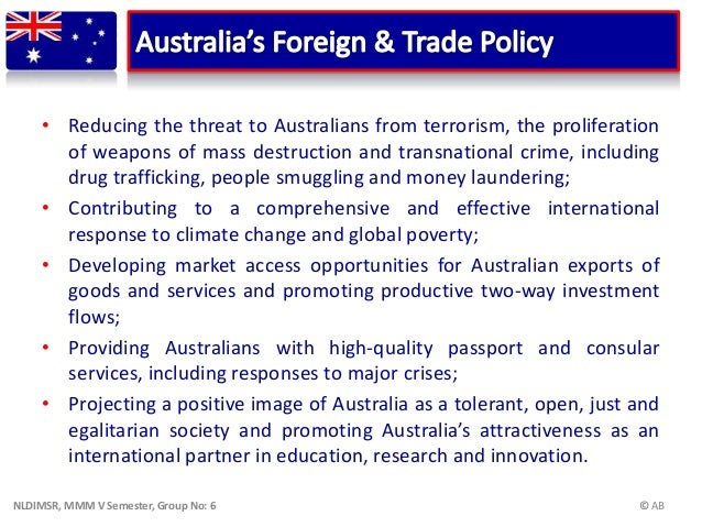 australias trade and investment relationship with india