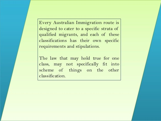 Australia Immigration Services
