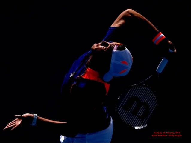 Australian Open 2015: Best Photos Slide 3