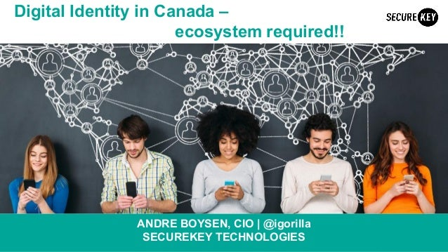 42©SecureKey Technologies Inc. All rights reserved. Proprietary and Confidential. Digital Identity in Canada – ecosystem r...