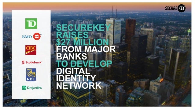 46©SecureKey Technologies Inc. All rights reserved. Proprietary and Confidential. SECUREKEY RAISES $27 MILLION FROM MAJOR ...