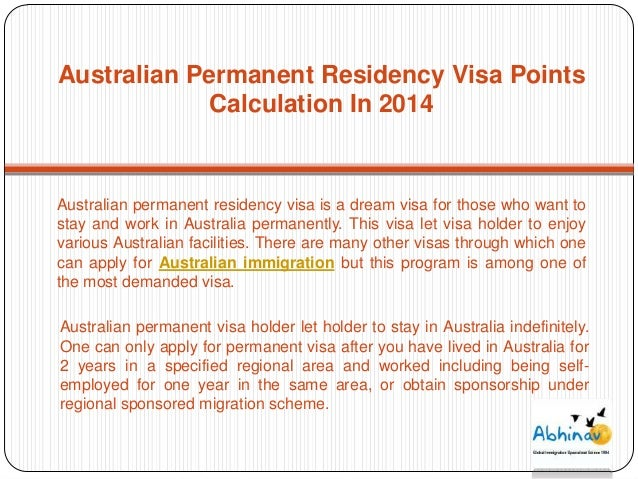What is the step by step procedure to apply for australian pr? Quora.