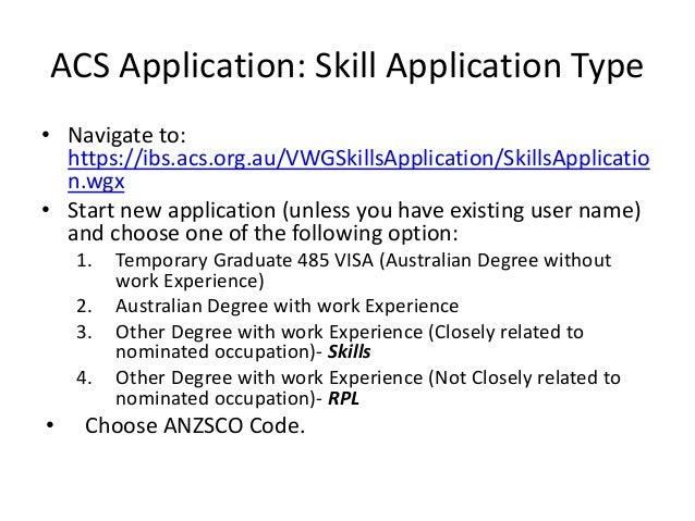 australian permanent resident visa  skill assessment