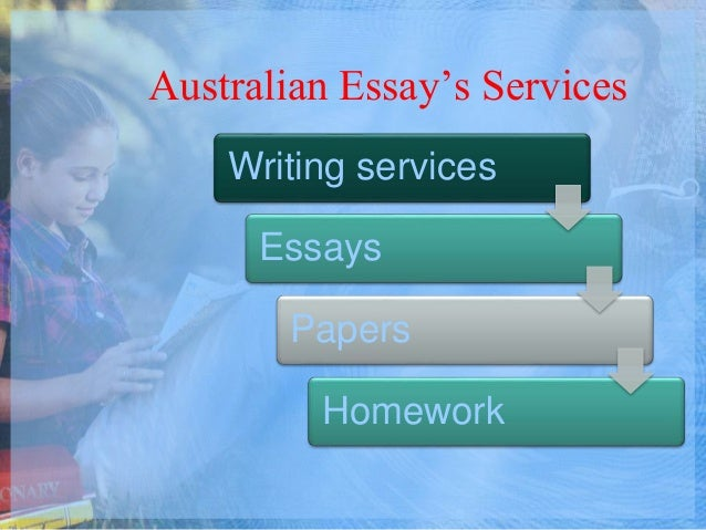 Essay writing services recommendation in australian