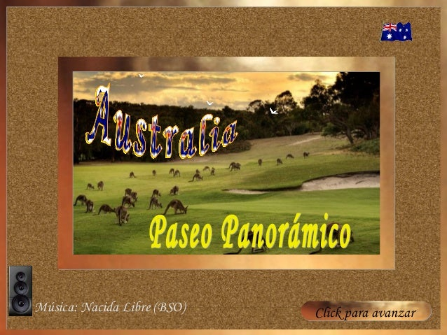 Click para avanzarClick para avanzarMúsica: Nacida Libre (BSO)
