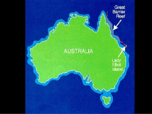 Australia Geographical Map.Australia Physical Features