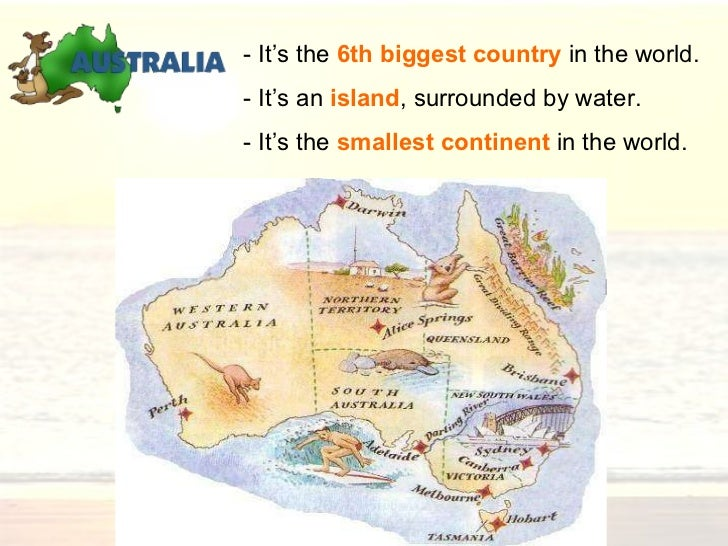 my favourite country australia essay